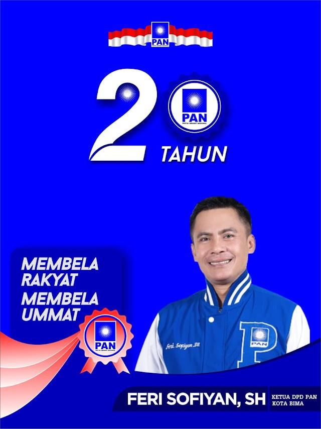 PAN Bela Rakyat, Bela Umat' dalam Pemilu 2019