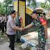 Pasca Pencoblosan, Kapolres Bangkalan Lakukan Pengecekan Kotak Suara di PPK Kecamatan