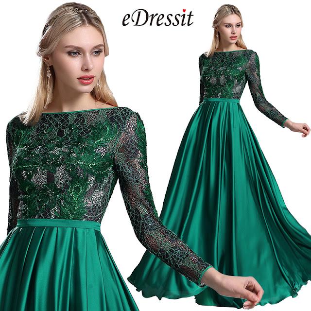 Facon de robe soiree longue