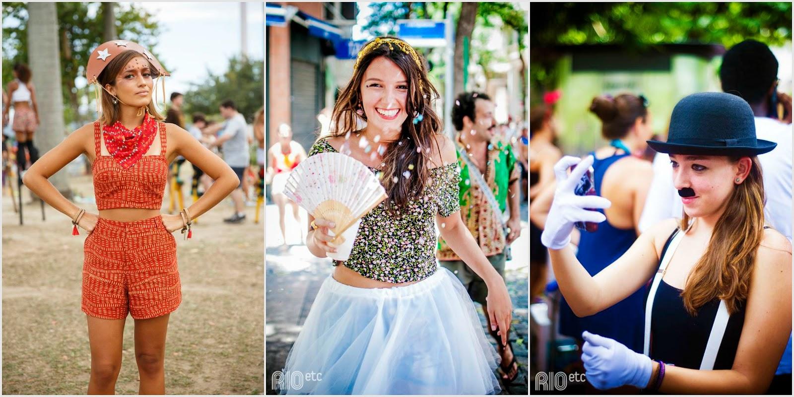 d89234861 Inspire-se: Fantasias fáceis para aproveitar o Carnaval com estilo ...