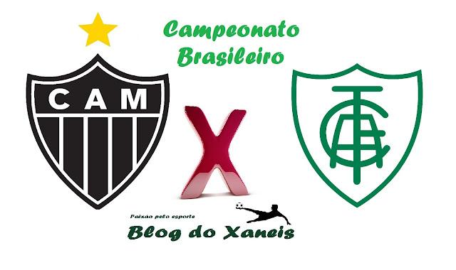 Acompanhe o jogo entre Atlético-MG x América-MG ao vivo - Campeonato Brasileiro