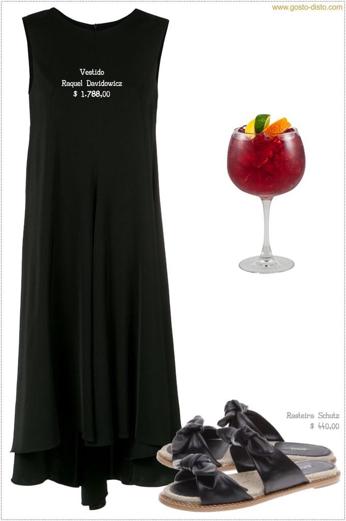 Looks descolados com vestidos midi