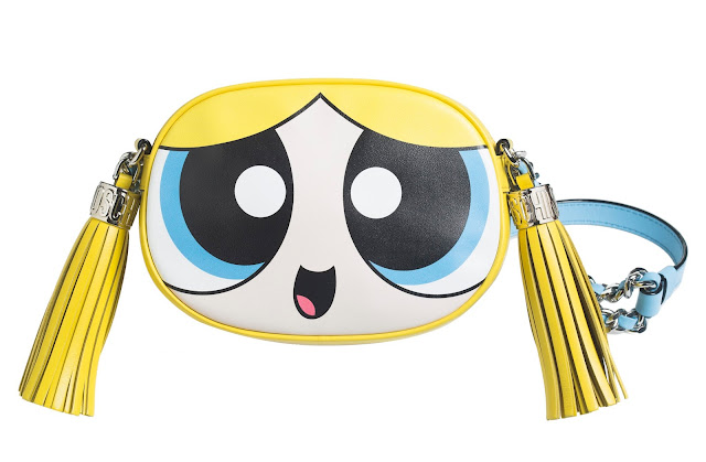 Moschino SS16 Powerpuff Girls Capsule Collection