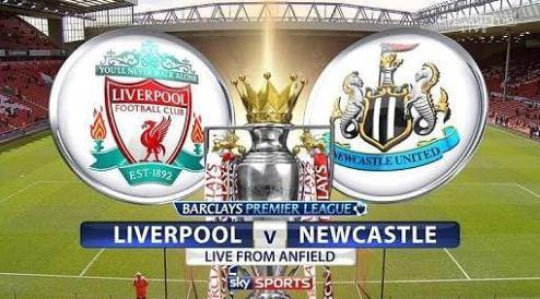 Live Streaming Liverpool vs Newcastle United