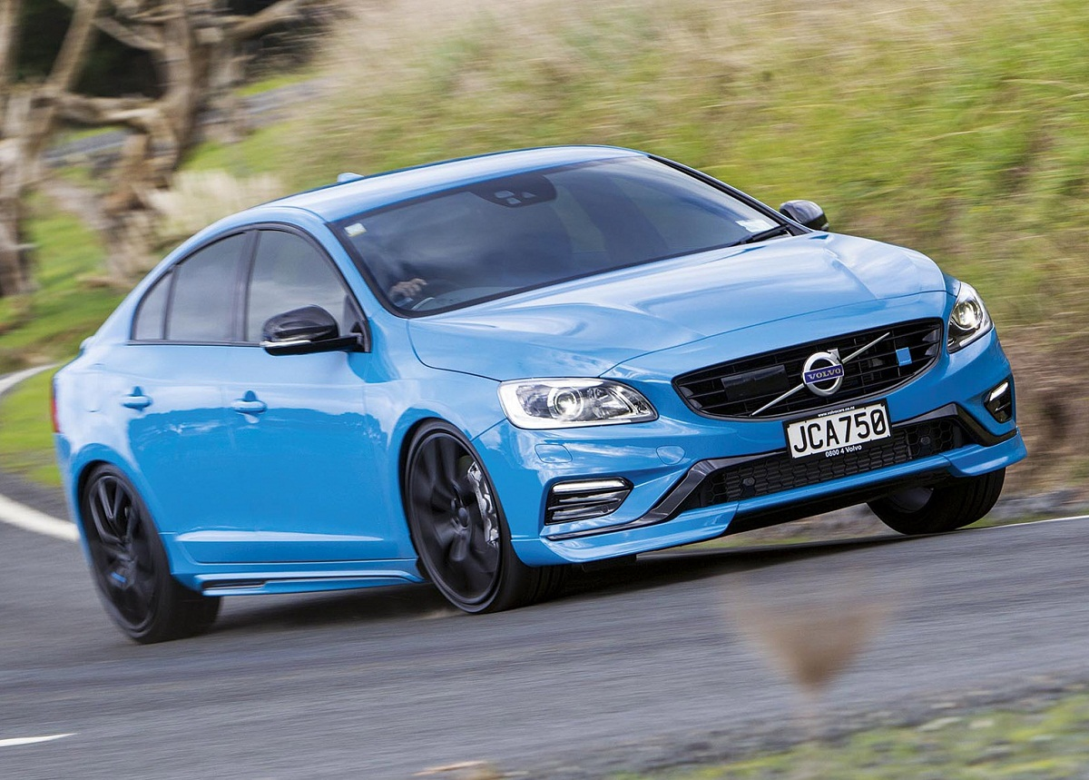volvo s60 and v60 polestar scott mclaughlin edition unveiled car reviews new car pictures. Black Bedroom Furniture Sets. Home Design Ideas