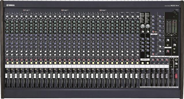 Daftar Harga Mixer Audio YAMAHA MG 32/ 14FX
