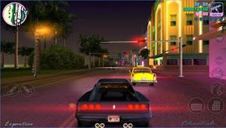 Gta Vice City graphics mod 2016