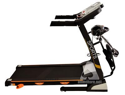 Treadmill Elektrik 4 Fungsi ID-638M Murah.