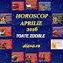 Horoscop aprilie 2016 - Toate zodiile