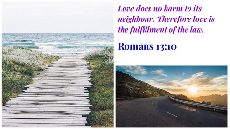 Bible Passages About Love