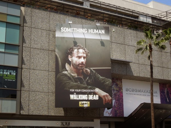 Walking Dead Something Human Rick Emmy billboard