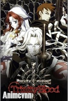 Trinity Blood -Cuộc Chiến Đẫm Máu - Trinity Blood 2013 Poster