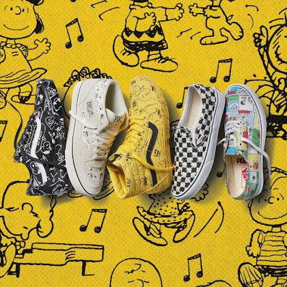 """Vans X """"Peanuts"""""""