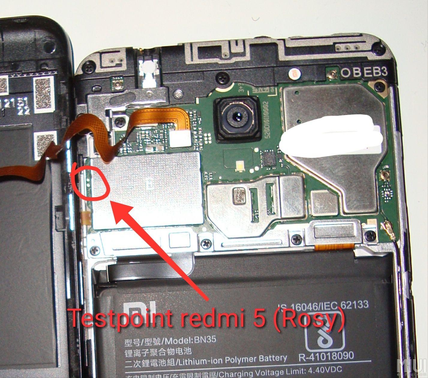 AATHIRAI MOBILE: Redmi 5 (Rosy) MI lock Remove & Boot Loop FIX