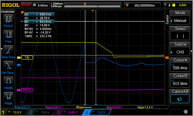 Andyson E5+ 300W -Passive PFC Single Rail True Power 37