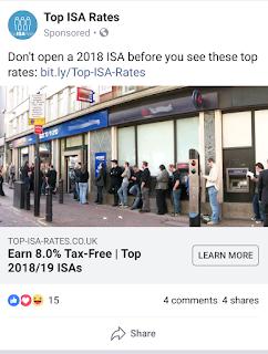 8% ISAs - Genuine or Fake Savings Accounts?