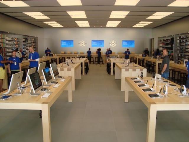 Tiendas Apple en Miami y Orlando