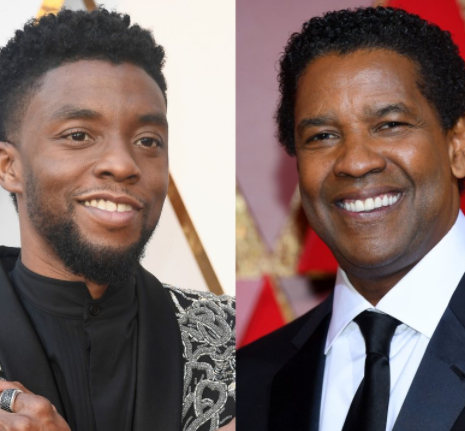 Chadwick Boseman of 'Black Panther' revealed that Denzel Washington paid for his college acting classes