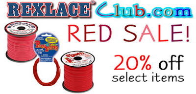 Sale at the Rexlace Club: Save on Rexlace, S'getti String, and more!