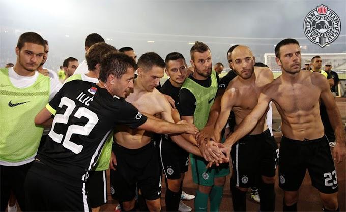 Partizan odličan pred Jang Bojs! (VIDEO)