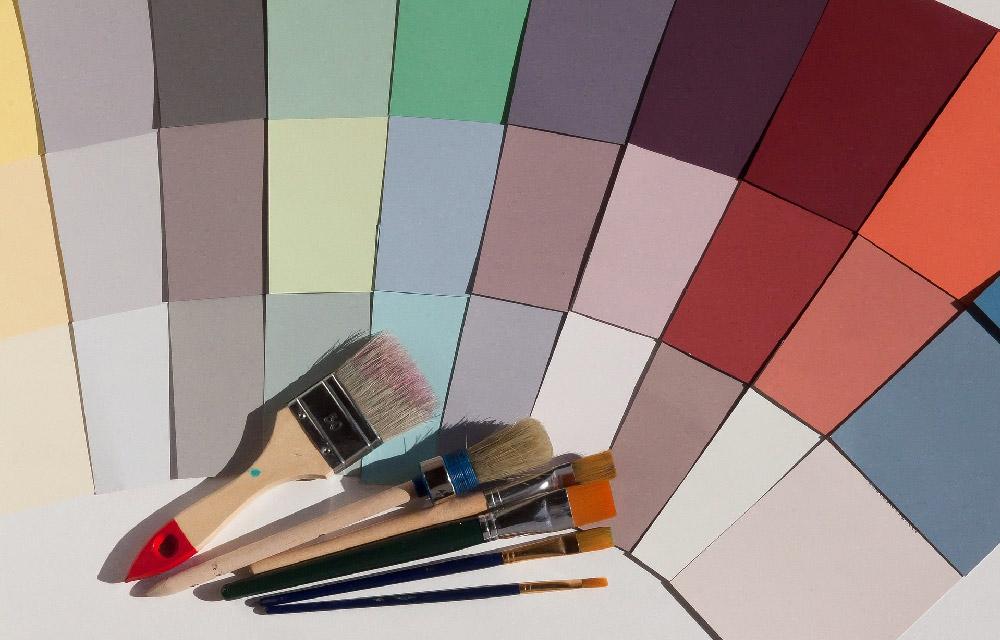 colori tinteggiatura pareti