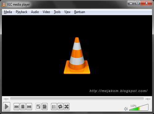 Media Player Terbaik Untuk Windows   Vlc Pemutar
