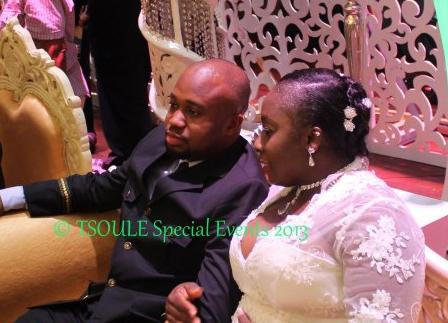 ifeanyi uba sister's wedding