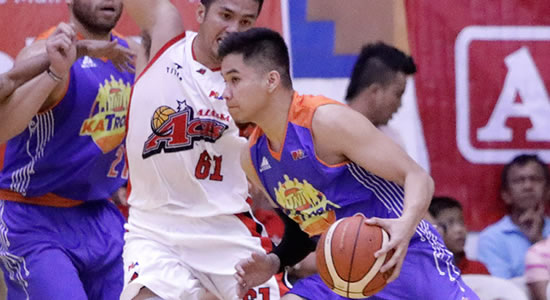 Video Playlist: Alaska Aces vs TNT Katropa game replay 2018 PBA Governors' Cup