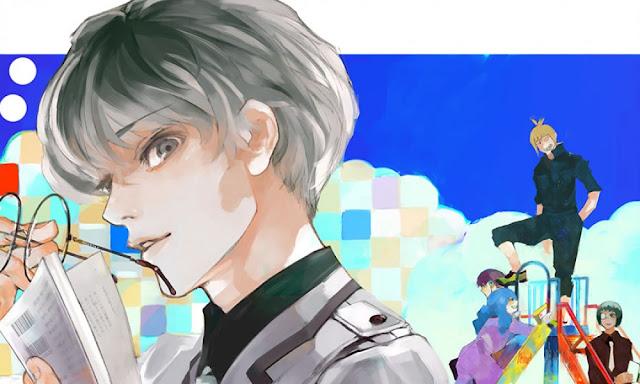 Anime Tokyo Ghoul:re se estrenará el 3 de abril