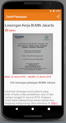Download Aplikasi Pekerjaan Indonesia for Android
