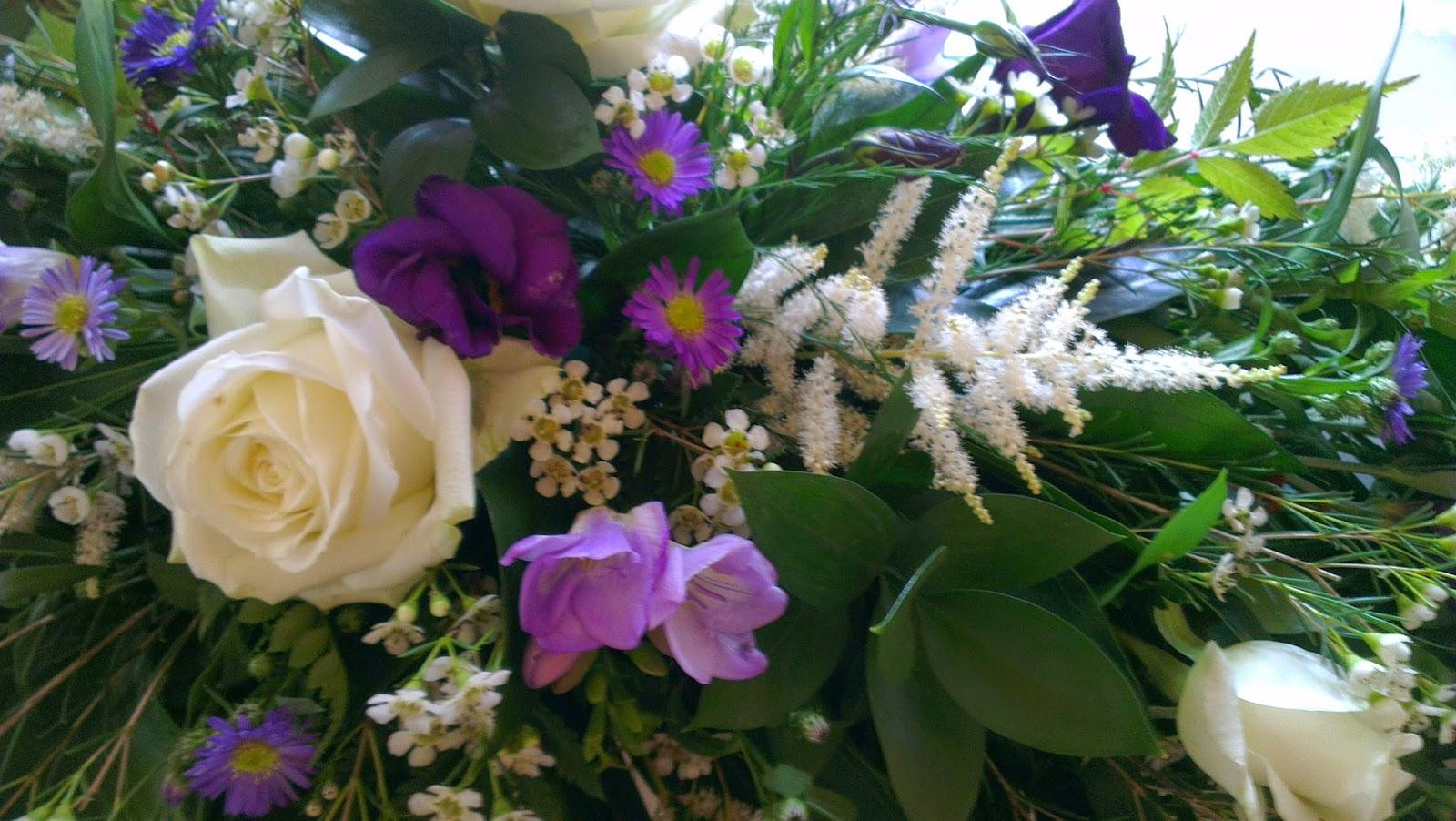 Sandras Flower Studio Hemswell Court Wedding Reception