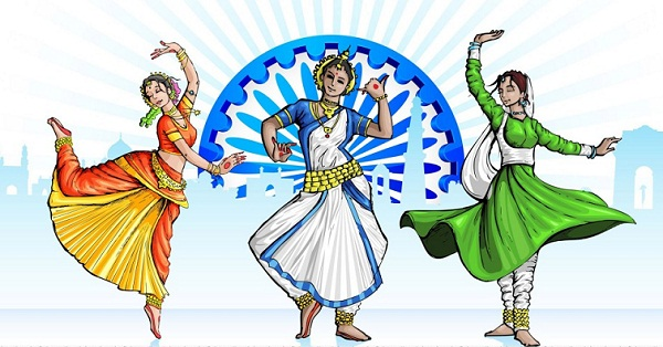 Indian Independence Day Animated Wallpaper