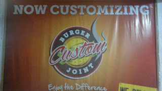 Custom Burger Joint, The Establishment