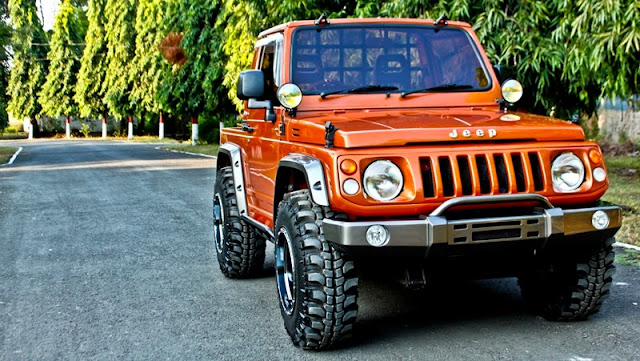 Suzuki Jimny Katana Sanctuary orange_1