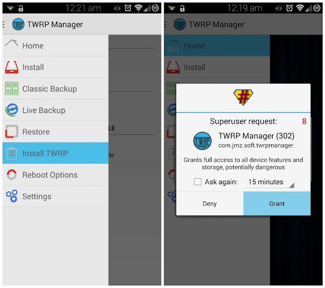 TWRP Manager Pro APK Free Download