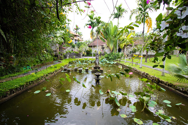 Tempio e museo Pura Lukisan, Ubud-Bali