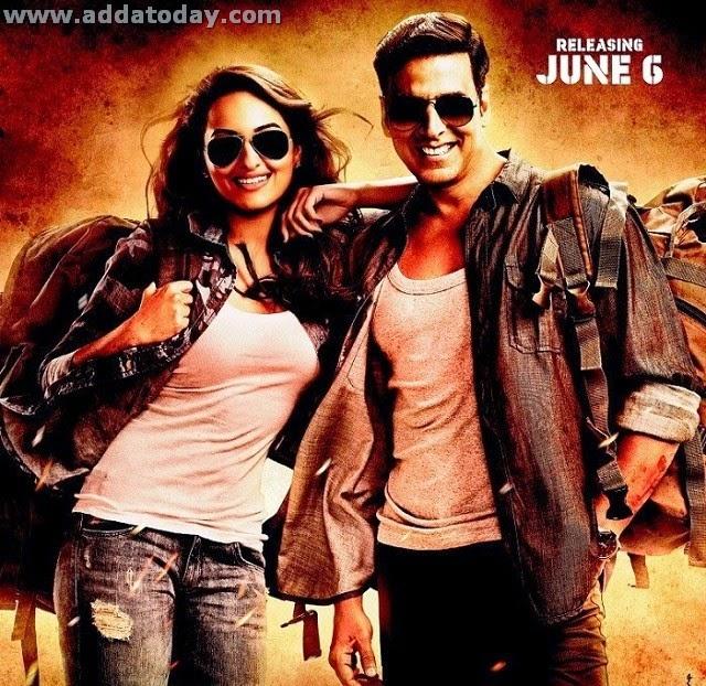 Will Akshay Kumar's Holiday Spin Magic at Box Office?