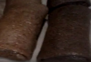 Resep dadar gulung coklat isi vla