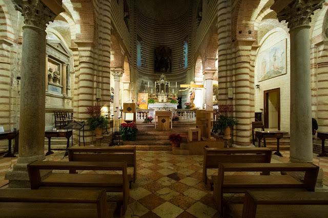 Basilica di San Lorenzo-Verona