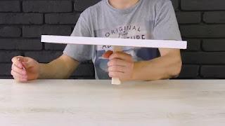 Tutorial Cara Membuat Tenis Meja Mini Sendiri