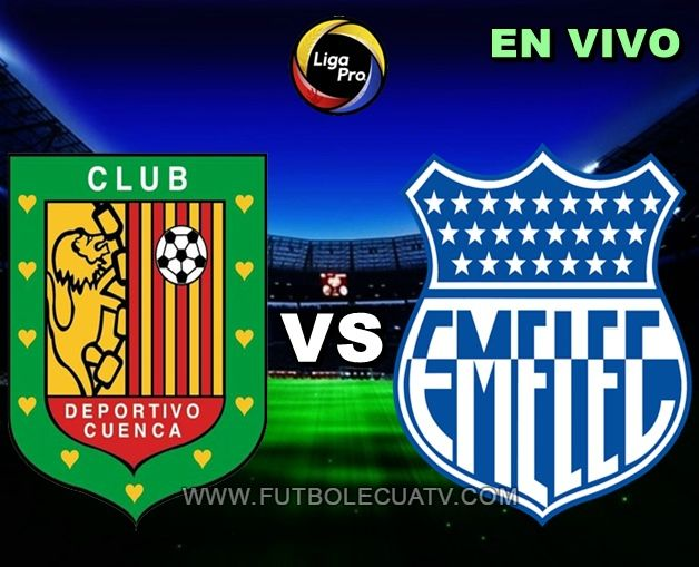 Deportivo Cuenca se mide ante Emelec en vivo desde las 19:15 horario determinado por la comitiva a realizarse en el estadio Alejandro Serrano Aguilar comenzando la fecha 3 de Liga Pro Ecuador, con arbitraje principal de Carlos Orbe siendo emitido por el canal oficial GolTV.