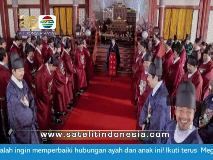 Frekuensi siaran Indosiar MPEG 2 di satelit Palapa D Terbaru