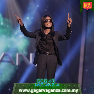 Live Streaming Gegar Vaganza 2018 Minggu 2 [6.10.2018]