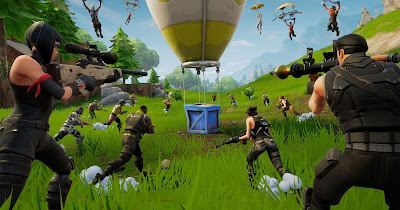 Fornite de Epic Games, noticias de videojuegos