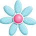 Flores del Clipart Dulce Granja.