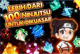 Download Game Ninja Rebirth Shinobi War V1.0.1 MOD Apk Terbaru