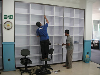 Furniture Kantor Ruang Arsip - Furniture Ruang Administrasi