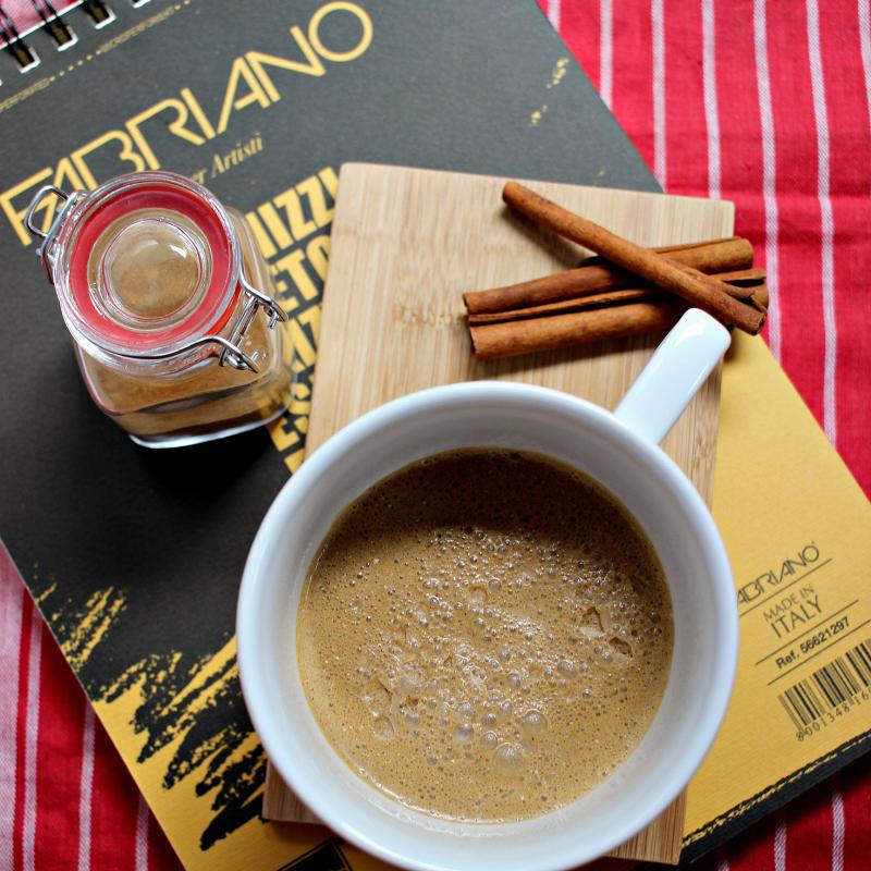 DomaćaPumpkin Spice Latte