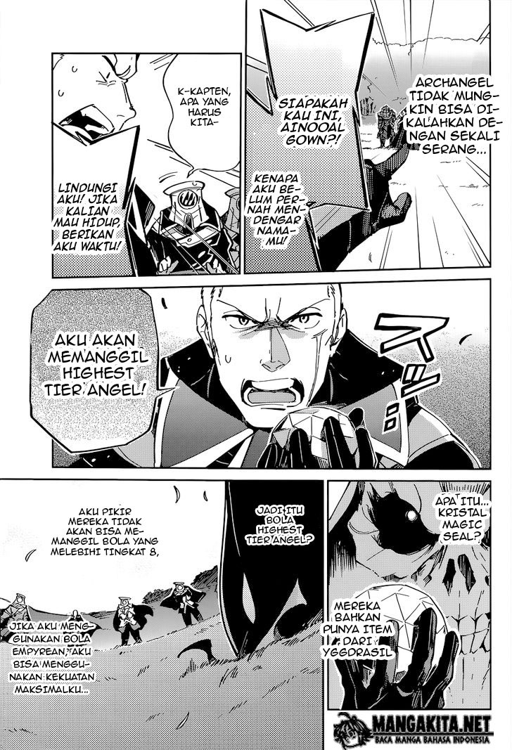 Komik Overlord Chapter 4 Bahasa Indonesia