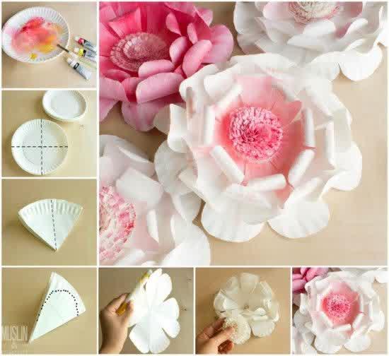 Cara Membuat Bunga Dari Kertas Membuat Bunga Dari Kertas